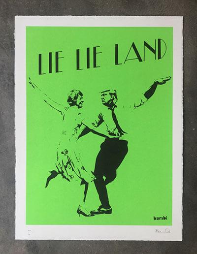 Bambi - LIE LIE LAND