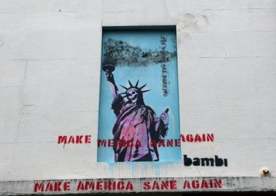 Make America Sane Again - bambi art